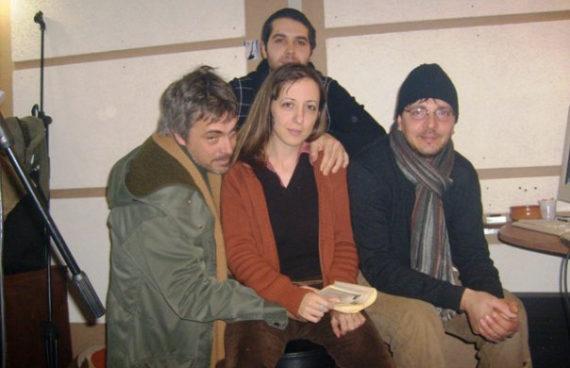 Giuseppe Giorgi, Sergio Paolacci, Amerigo Graziosi - registrazioni Il marinaio di Pessoa